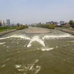 5月1日の豊平川