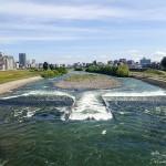 5月27日の豊平川