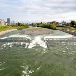 5月15日の豊平川