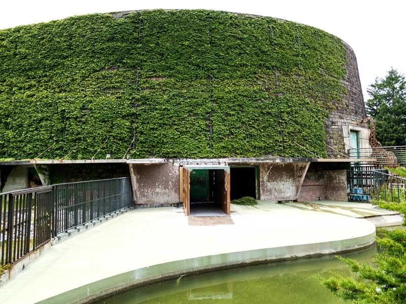 円山動物園熱帯動物館