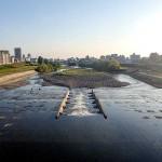 7月11日の豊平川
