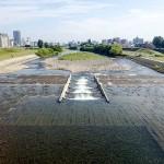7月27日の豊平川