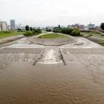 8月7日の豊平川