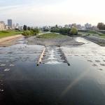 8月9日の豊平川