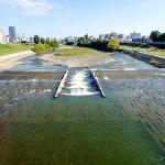 9月7日の豊平川