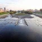 9月21日の豊平川