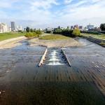 9月25日の豊平川