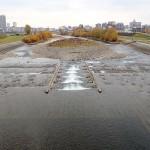 11月6日の豊平川