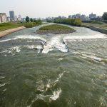5月21日の豊平川